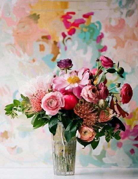 flores mesa