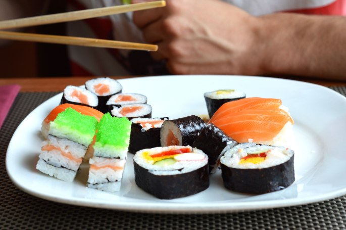 sushi time parotisse