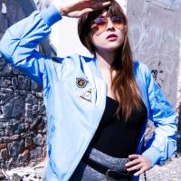 Blue Aviator